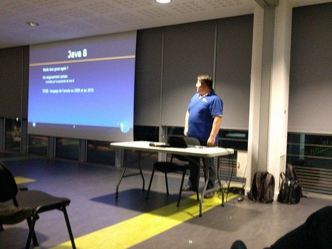 JM Doudoux au Nantes JUG