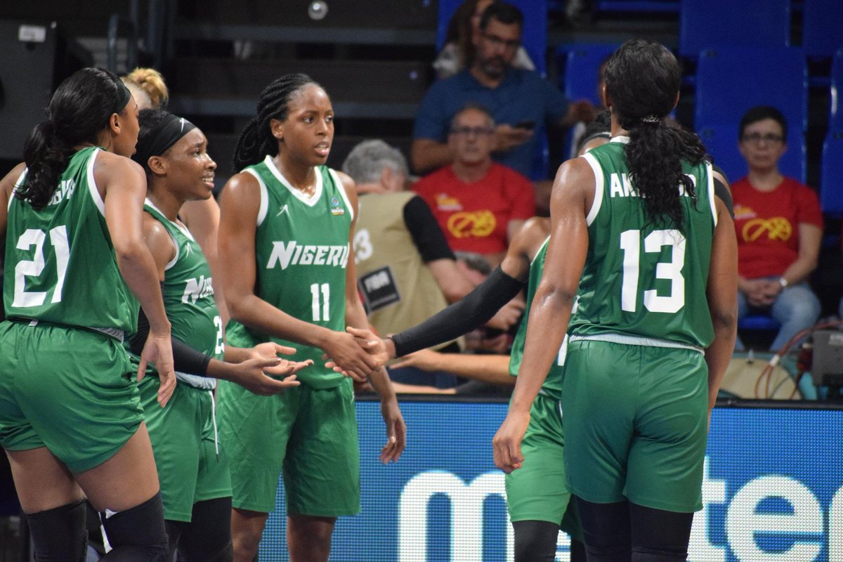 Game Over: At the end of fourth quarter, DTigress won by 75 points to 70 against Argentina. Nigeria became the first ever African team to win 2 games in a single FIBA Basketball World Cup. We have advanced to the next stage which is qualifiers for the quarter final