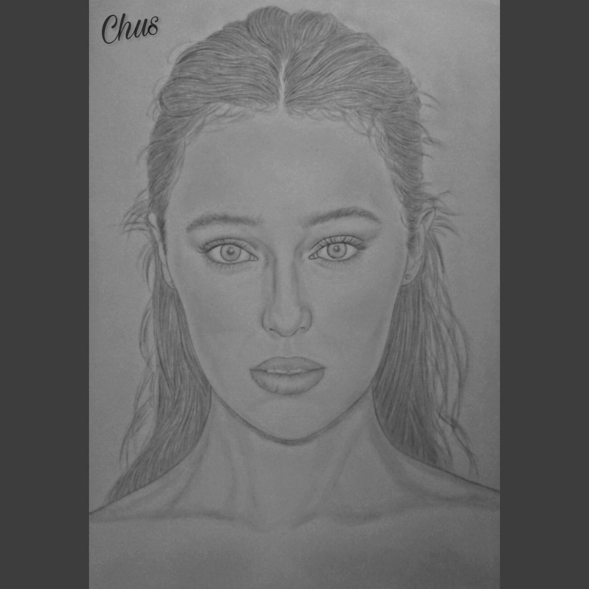 Jesus muras on twitter 🌹new drawing finished to the beautiful alycia debnam carey🌹 i hope you like it😊 debnamcarey 💕 my new drawing