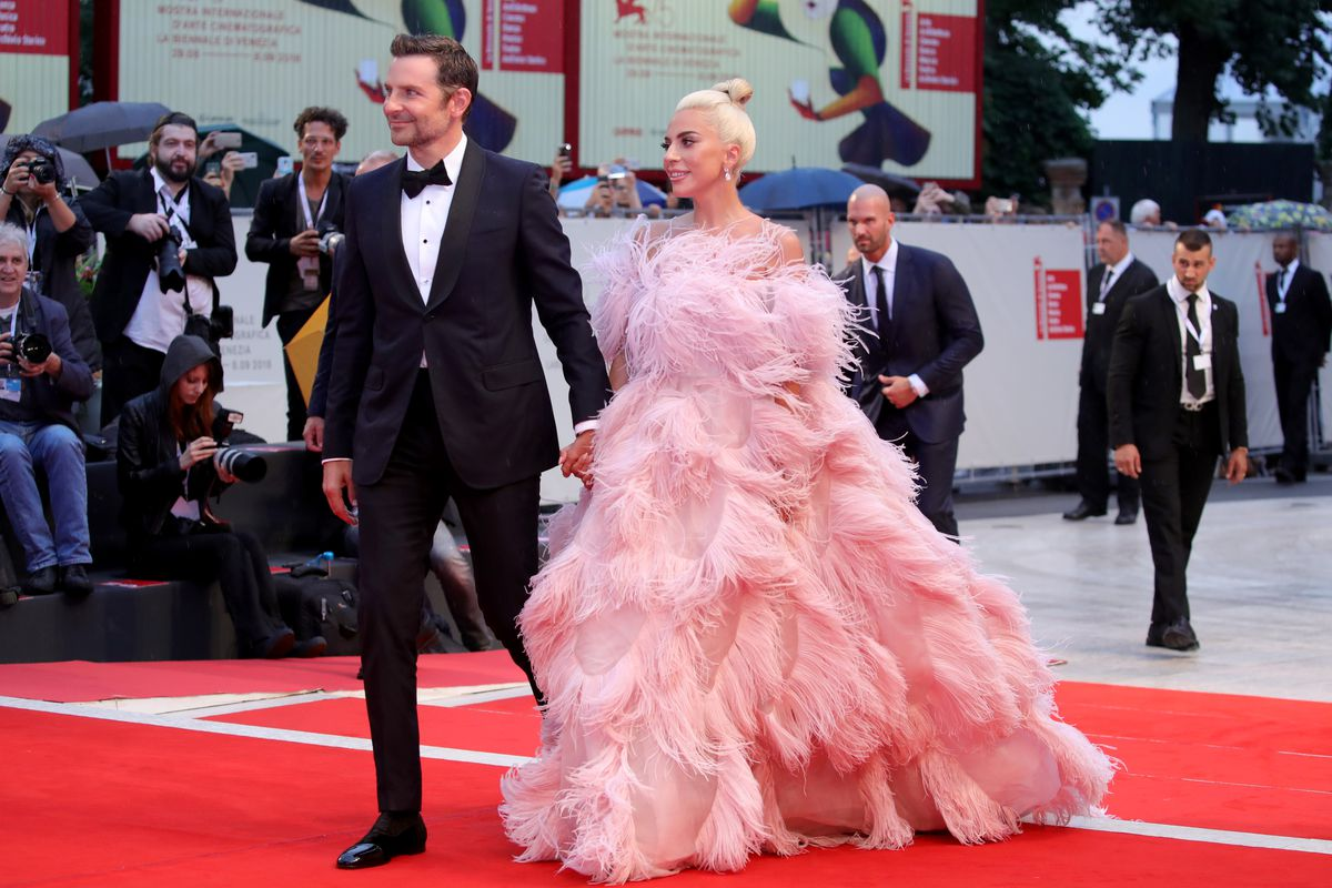 Famous Italian-American Lady Gaga clinched her role 'A Star Is Born' by feeding Bradley Cooper leftover pasta https://t.co/uSqtwlVlDY