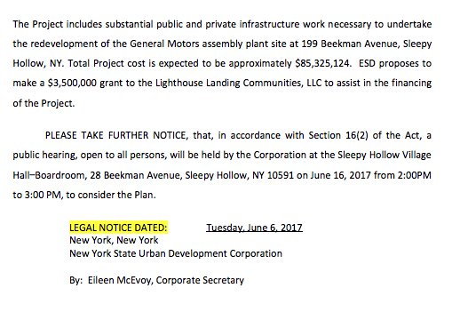 .@mahoneyw spots $25k from Lighthouse Landing Communities LLC to Cuomo on latest report.  The state had proposed a $3.5 million grant to the firm on June 9, 2017.  A related LLC gave Cuomo $10,000 on May 18, 2017.  https://t.co/pTG1ifXEsN
