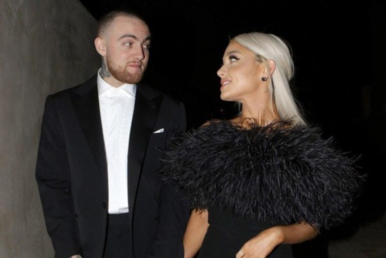 Ariana Grande adotou cachorrinho de Mac Miller, diz site https://t.co/Mbskb36Uws