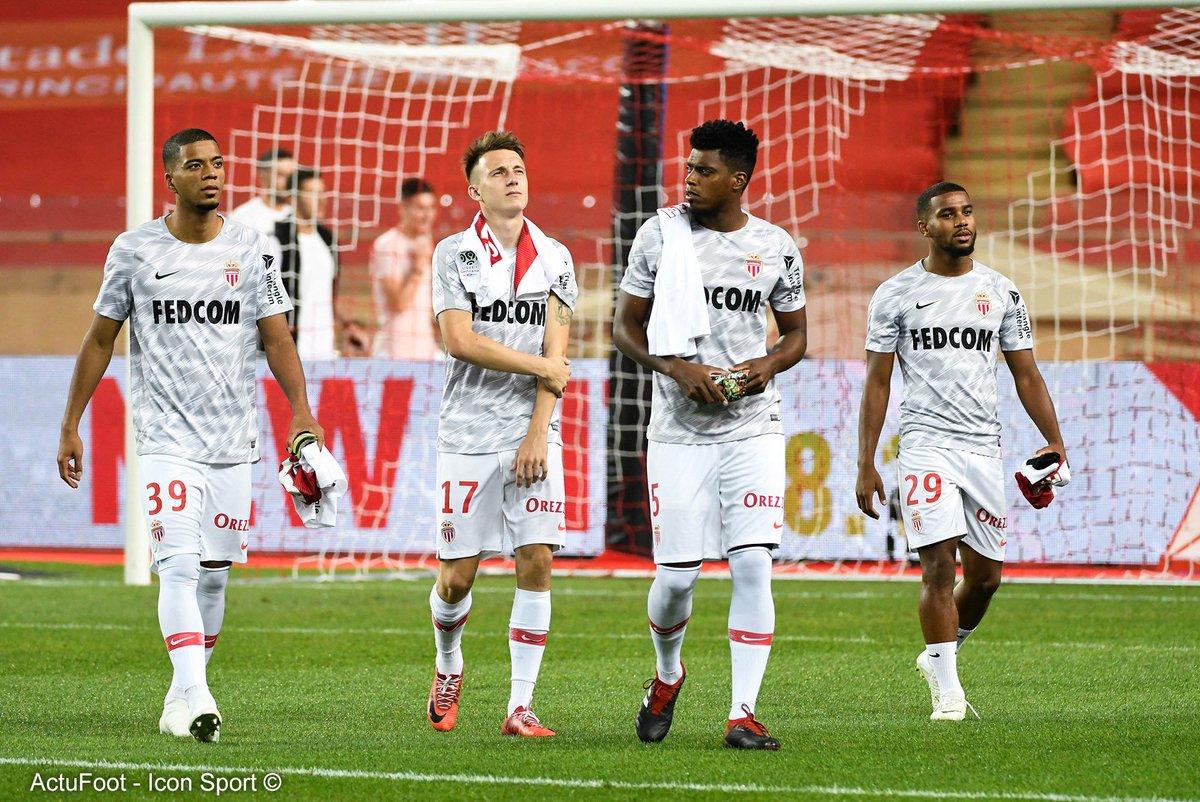 Video: Monaco vs Angers SCO