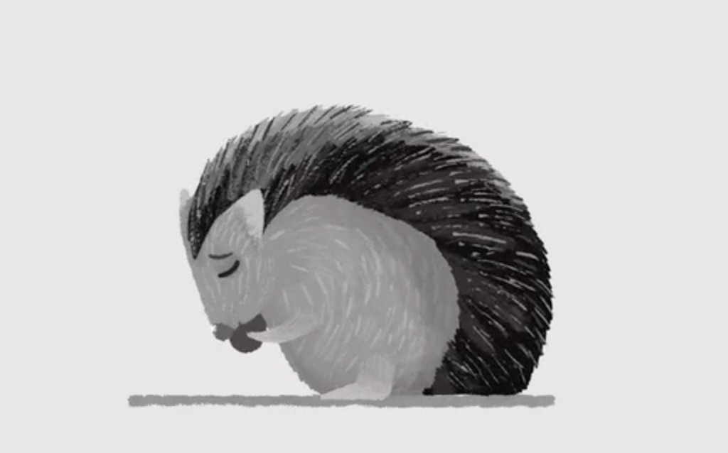 Voice actors — go and give this hedgehog a voice: