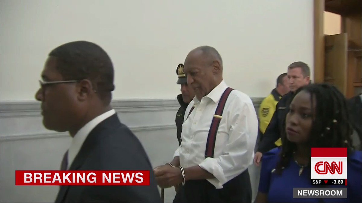 Cosby in cuffs https://t.co/gjQMARZSFB