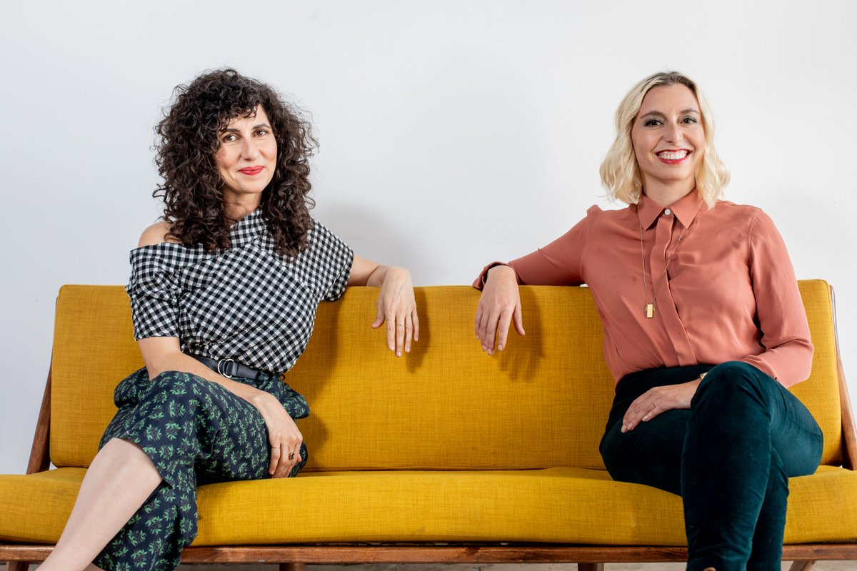 Meet the CEOs behind Eater's new business and entrepreneurship-focused podcast, 'Start to Sale' https://t.co/PUquH31tpx