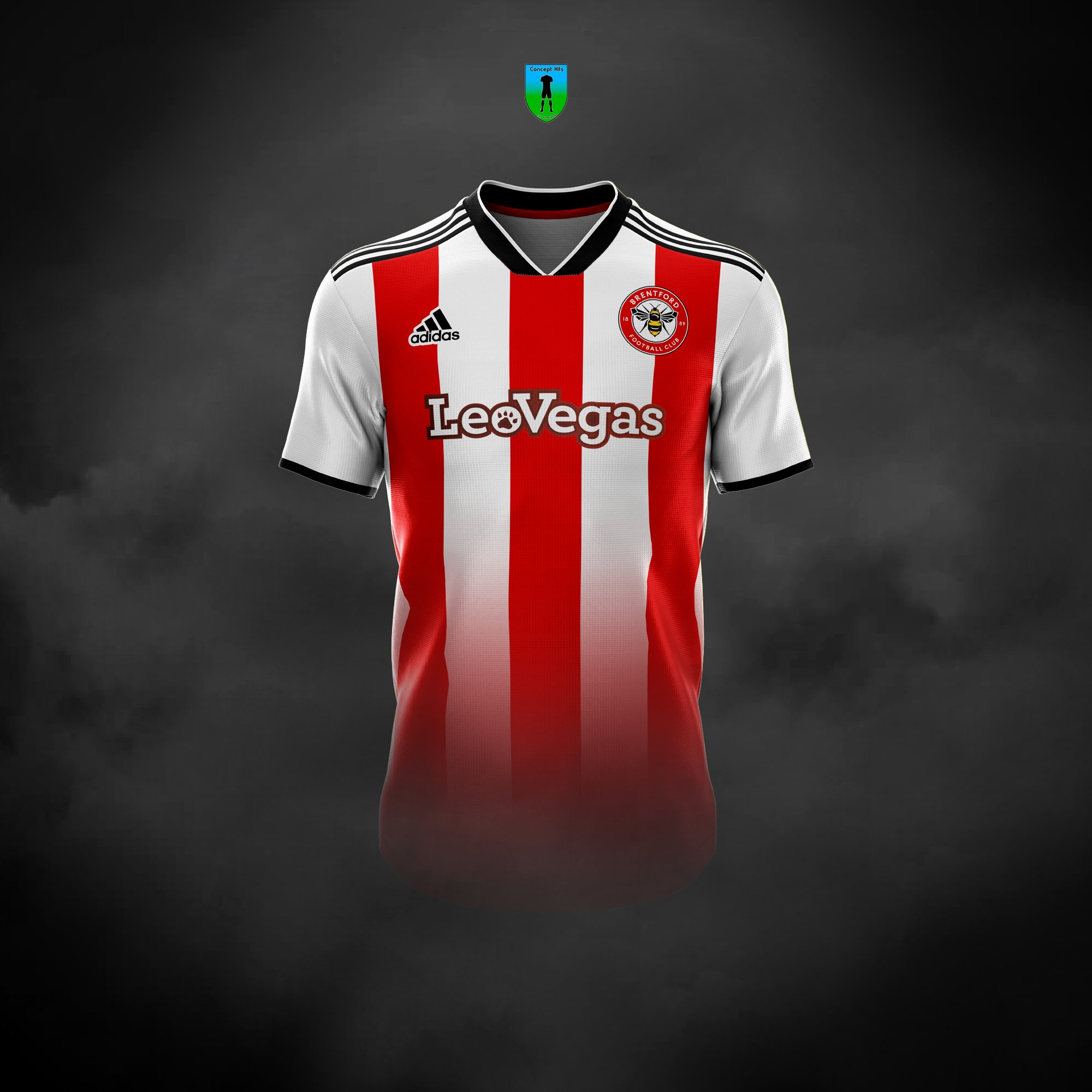 766c20d81 Turning our attention to Brentford FC s away concept kit