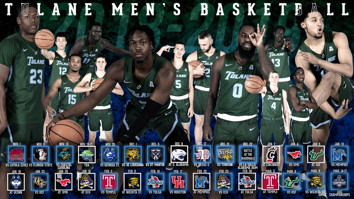 Tulane Green Wave basketball