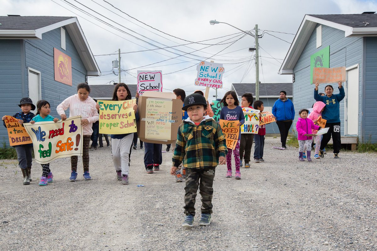 Charlie Angus Ndp On Twitter The Children Of Kashechewan Are