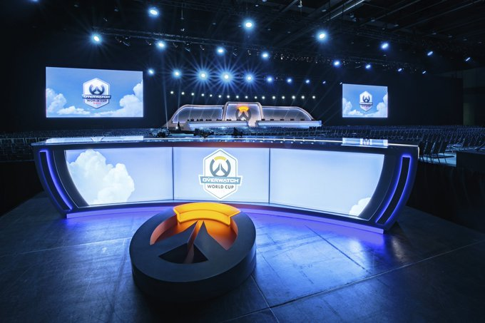 Traveling to Thailand. The 2018 Overwatch World Cup Bangkok Group Stage 🌏 begins in two hours. 🇨🇳 🇸🇪 🇦🇺 🇹🇭 🇩🇰 🇪🇸 Stay tuned for the Contenders Pacific Finals after! Learn about schedules, teams, and more: Photo