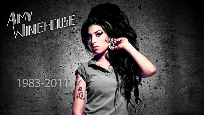 Happy birthday, Amy Winehouse. She would have been 35 today (Sept 14, 1983 - July 23, 2011