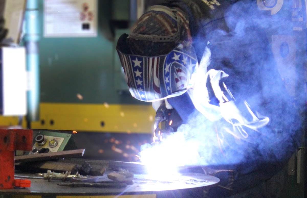 welding in the military