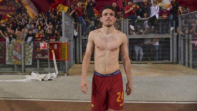 Florenzi: La prioridad es el Chievo, después vendrá el Madrid Foto