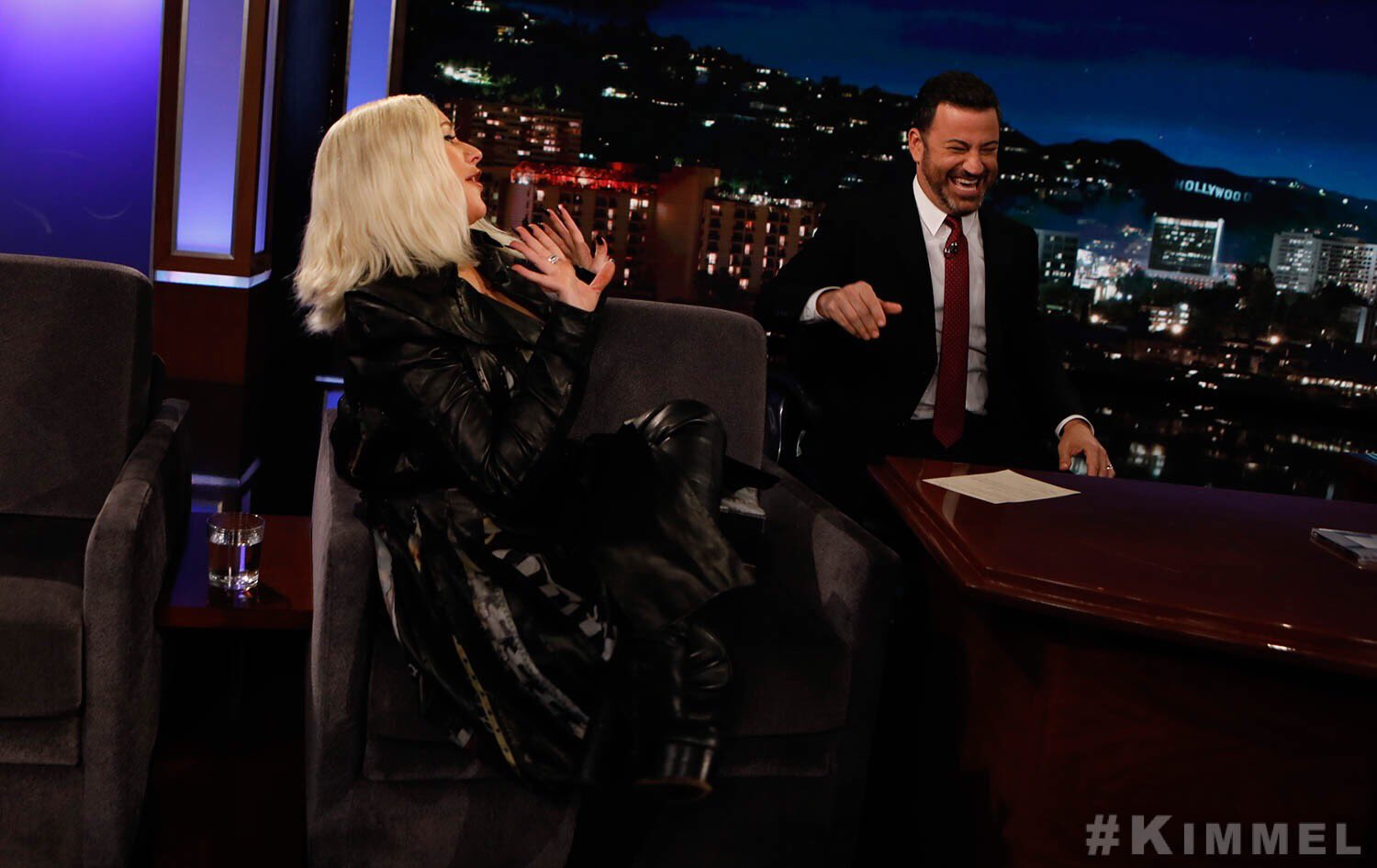 Always a great time with #Kimmel  https://t.co/klPO4jsquu ������ https://t.co/fV15fVzvpG