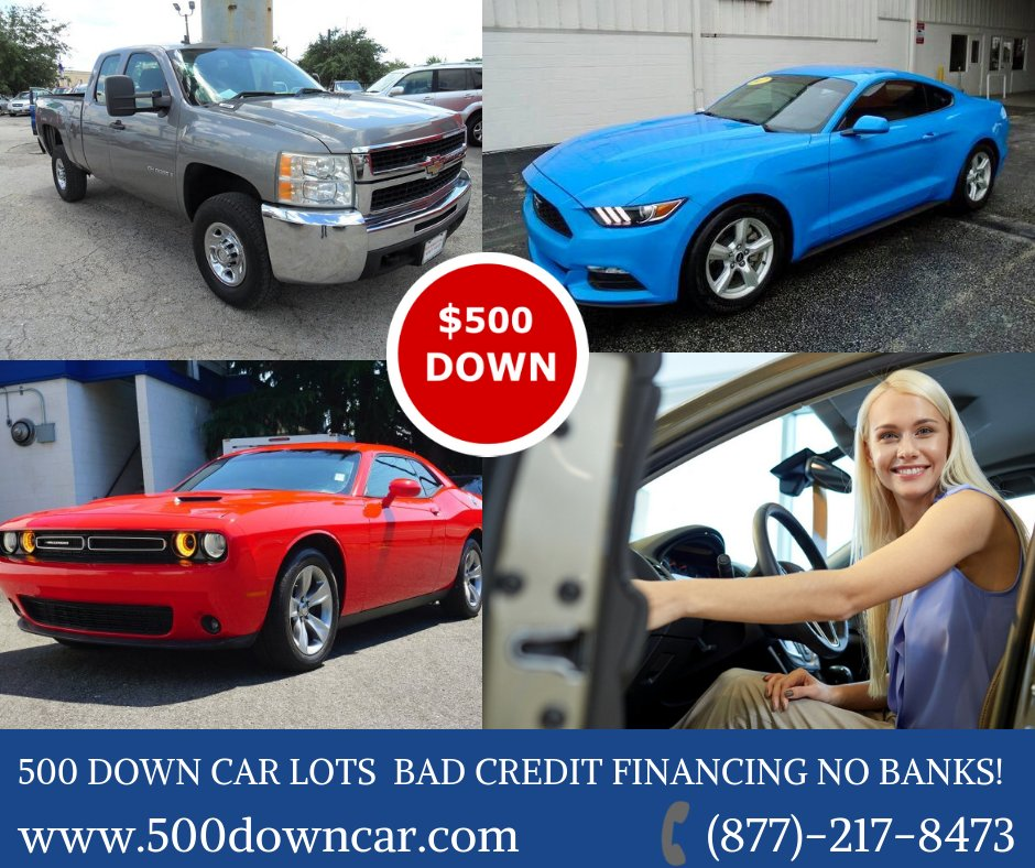No Credit Auto Sales >> 500 Down Car Sales On Twitter 500 Down Cars Sale No More