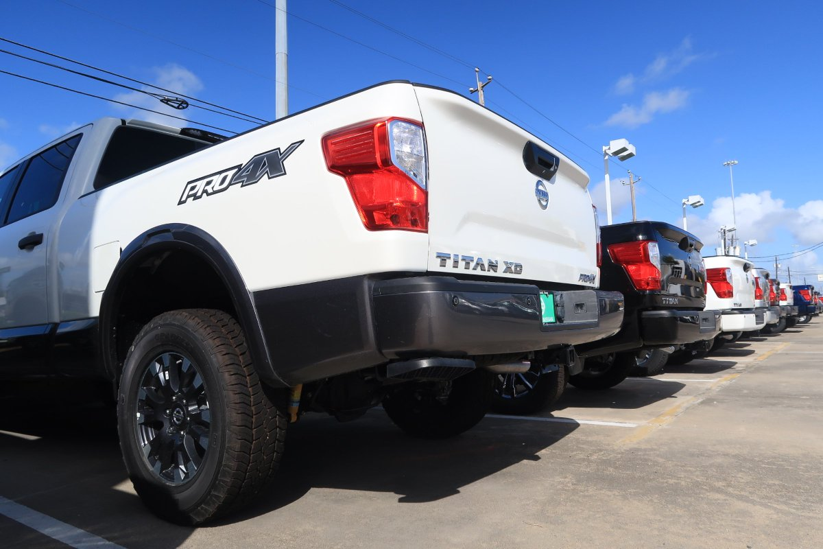 Stop By Ed Hicks Nissan Today And Test The Nissan TITAN Against The Ford  F150, Chevy Silverado, Toyota Tundra, And Ram 1500 We Have On The Lot.