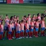 Atlético de Madrid Twitter Photo
