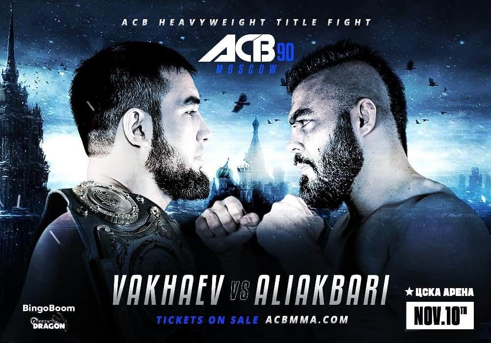 Absolute Championship Berkut 90: Vakhaev vs. Aliakbari - November 10 (OFFICIAL DISCUSSION) DnAWKsDX4AE0gdp