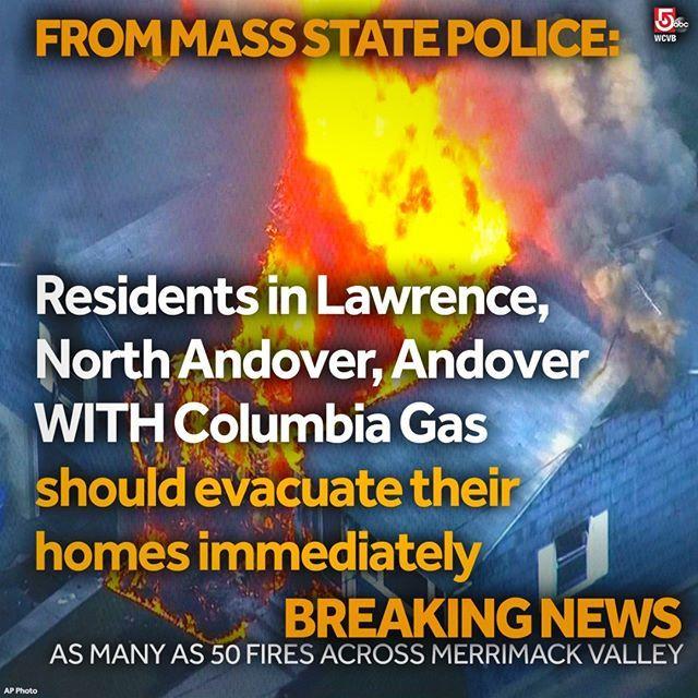 WCVB-TV Boston's photo on #MerrimackExplosions
