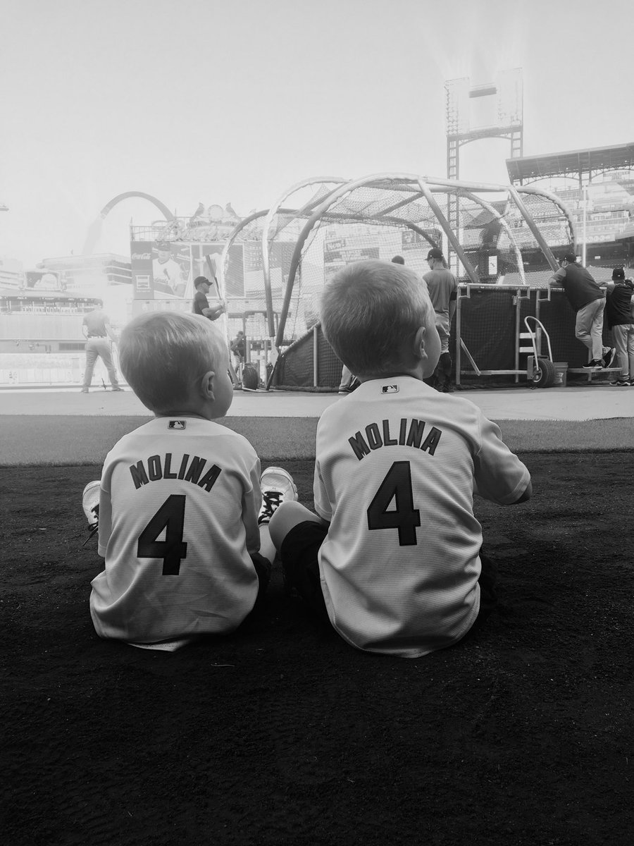 Watching baseball with your brother...  #Priceless