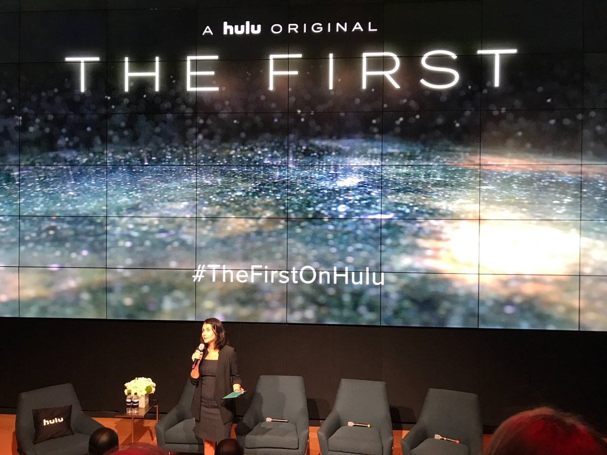 Delighted to be invited to the Women First screening of @hulu new show #TheFirstOnHulu #WomensRights #space 🚀