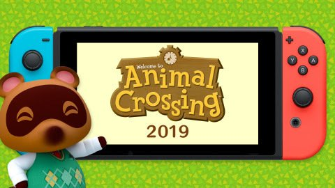 �� A NEW ANIMAL CROSSING IS FINALLY COMING TO NINTENDO SWITCH IN 2019! �� https://t.co/6JWHdngypC #NintendoDirect https://t.co/zK8kg2Wjkg