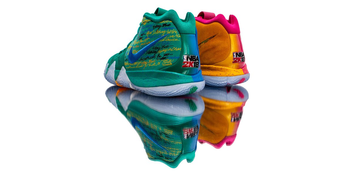 139a14ba9cba ... the Nike Kyrie 4