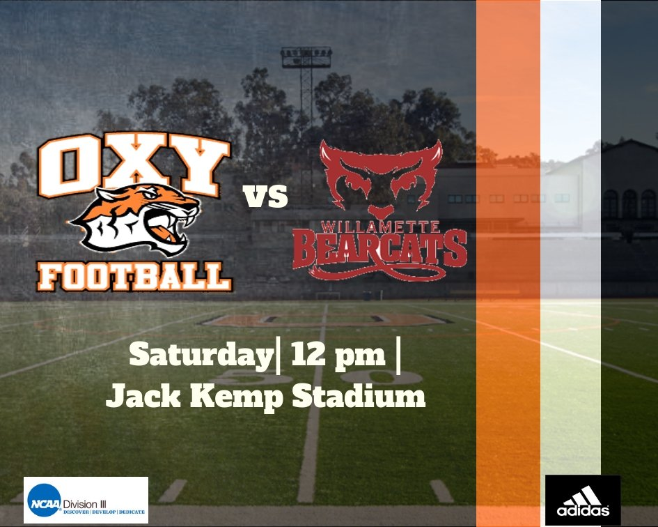 Oxy Football On Twitter Time To Fight4everystripe Occidental
