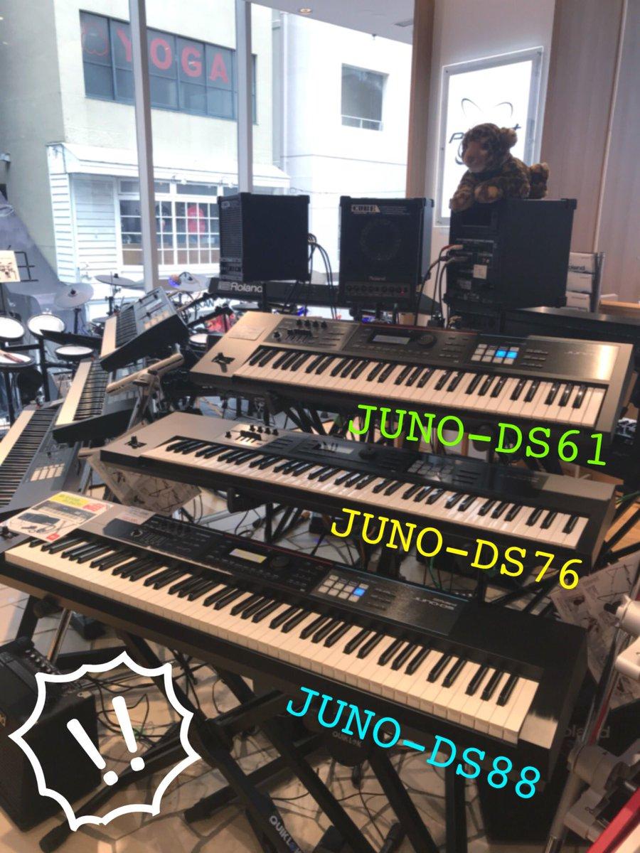 MUSICLAND KEY楽器@渋谷店 Twitterren: