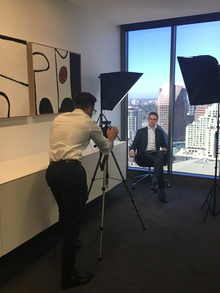 We've been busy filming for our @InsideSherpa virtual internship, an online program where you can experience firsthand what it's like to work within our commercial team. Watch this space, we're launching soon! #LifeatABL