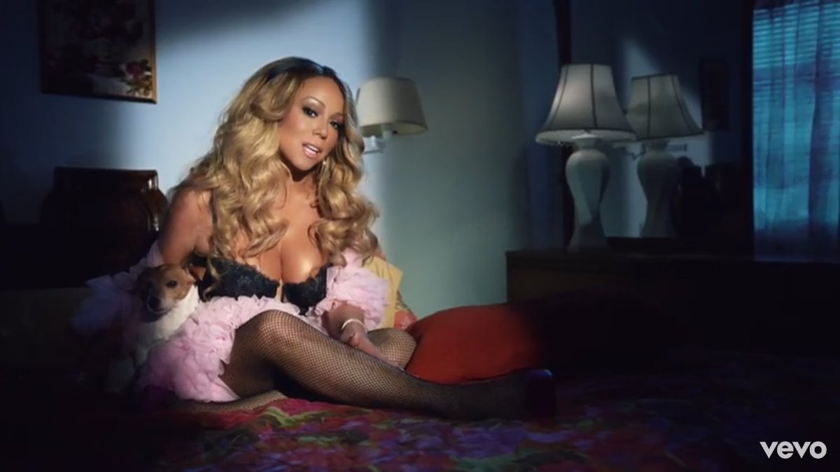 Glittering Mariah's photo on #GTFO