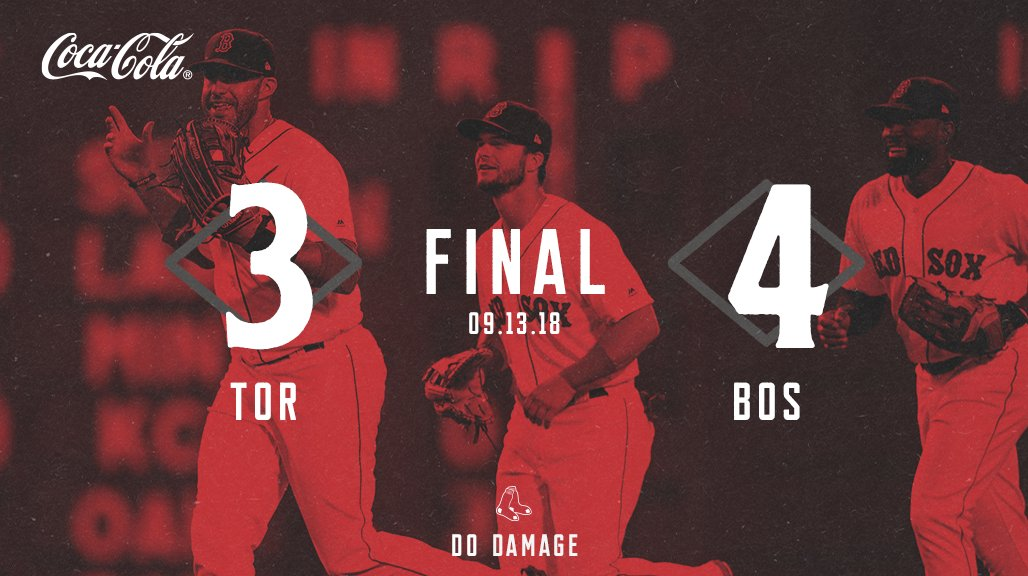 Pretty sweep series. 👌 #DirtyWater  🔗https://t.co/cDmW08jHq8