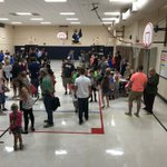 Strengthening the home/school partnership is so beneficial to our students. Sward had a GREAT turnout for Open House! Building relationships is a win win!!! We've got incredible students, staff, and families! 🤗 #d123 #swd123