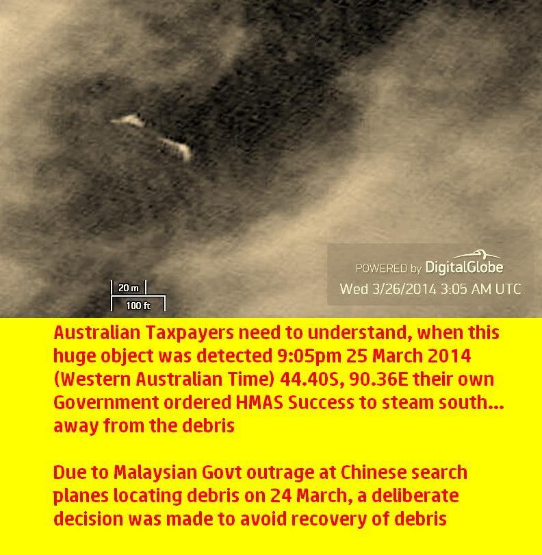 Expert Claims New MH370 Evidence Ignored by Australian Gov't DnBtzYHUwAAQofK