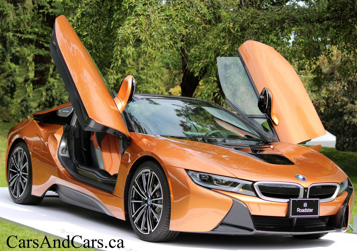 Carsandcars Ca On Twitter Bmw I8 Roadster Supercar Sportcar