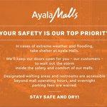 Image for the Tweet beginning: LOOK:  Ayala Malls is