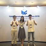 We would like to thank our VP of R&D Rong Peng for representing aelf at the Upbit Developer Conference 2018 in Jeju, Korea. It was an eventful few days with lots of tech talk and networking. @OasisLabs @Mainframe_HQ @iotatoken  @helloiconworld #upbit #udc2018 #upbitexchange
