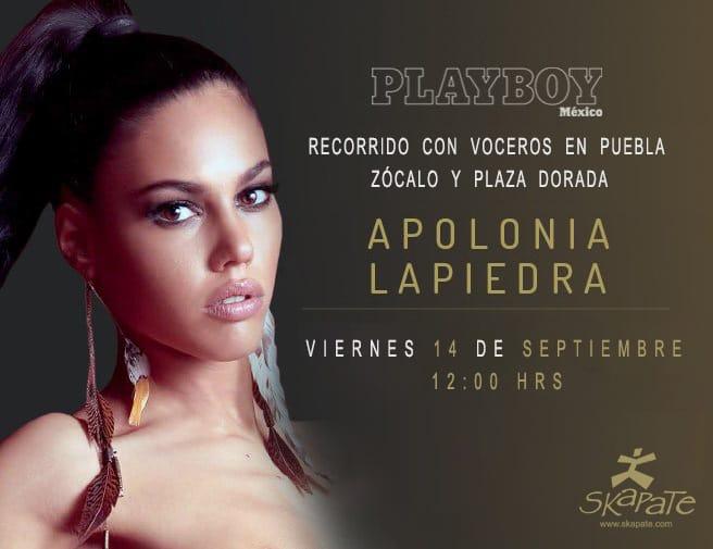 hoy podrás conocerme en persona y tener mi portada @PlayboyMX firmada en PUEBLA https://t.co/mTX4dVZ