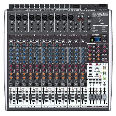 Need the perfect #mixer for your #podcasts  The Behringer Xenyx X2442USB is an incredibly versatile mixer, with 8 mono channels and 8 stereo channels plus 'one-knob compression' makes it easier to control the amount of compression per channel  👇👇👇https://www.amazon.com/dp/product/B0037036QA?tag=radiodotco-20…