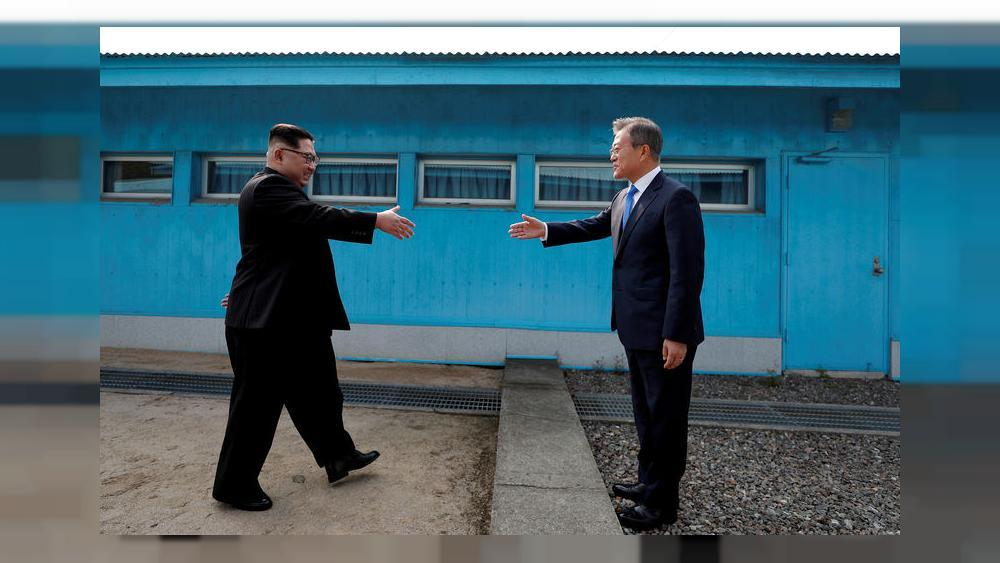 """euronews on Twitter: """"North and South Korea open a joint ..."""