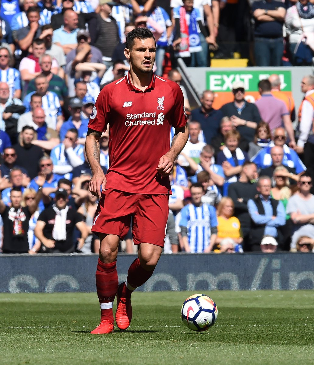 Jürgen Klopp on Lovren: We will be back in our intense period. With seven games in 23 days. It feels like weve got 500 games! When you have a lot of players you can make decisions, good decisions. Luxury problem to have.