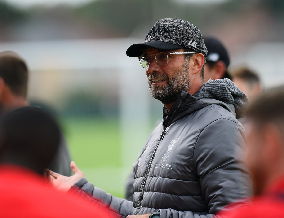Klopp on squad rotation: We go to the next game and see. We have to make the best of what weve got. You always try to have your best team. Of course, we have to rotate. We need to be ready.