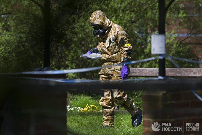 В Кремле назвали неприемлемыми ассоциации российского руководства с делом Скрипалей Фото