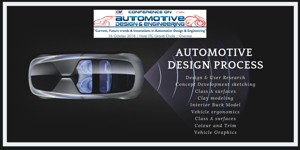 Tntdpc Official On Twitter Step By Step Of Automotive Design Process Explore More Current Future Trends Innovations In Automotive Design Engineering Visit Us Https T Co 1rg9z6kfyo Autoindustry Automanufacturing Autonomousvehicle Bigdata