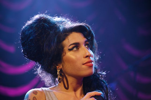 Happy birthday Amy Winehouse... Born on this day in 1983