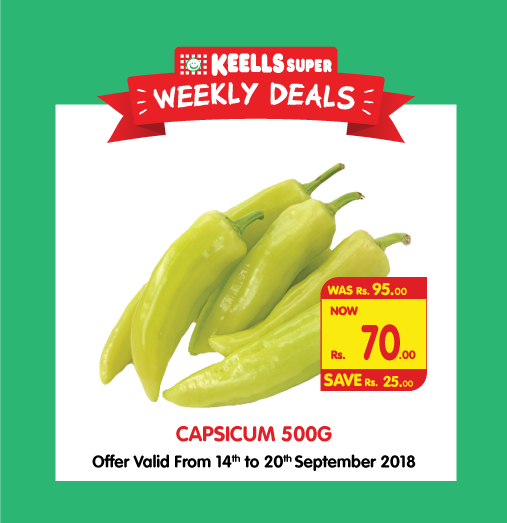 Get unbeatable weekly deals at Keells! Maximum of 5kg/5 items per day.  *Conditions Apply https://t.co/tiCOeO5kPB