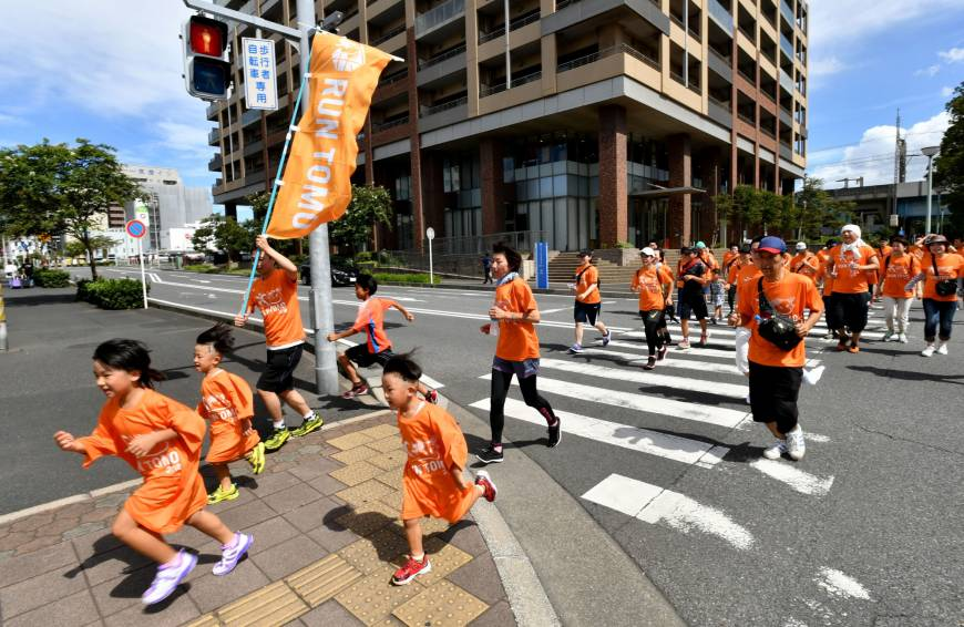 Run Tomo event takes steps toward building a dementia-inclusive Japan https://t.co/upe6c1gJNI https://t.co/JoQogjJ31U