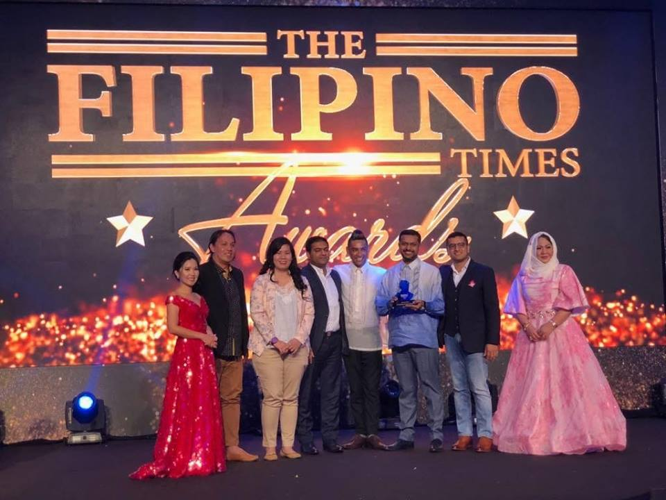 A big thank you to all our Pancake House fans! We are thrilled to be rewarded the 'Newcomer Brand of the year'! We love you UAE! #Filipinotimesawards #TheFilipinoTimes #Gratitude #TFTAwards2018 #IAmLovedByTheFilipinos
