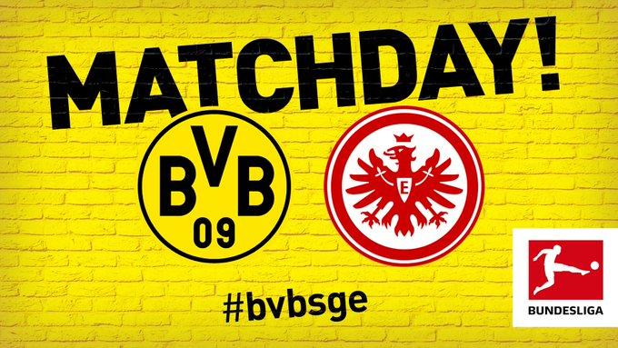 MATCHDAY! 💛 ⚽️ vs @eintracht_eng ⏰ 2:30 PM ET 📺 @FS1 #BVBSGE Foto