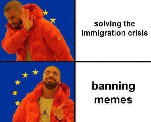 Priorities #EU #article13